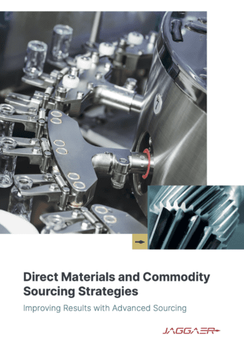 Direct Materials and Commodity Sourcing Strategies