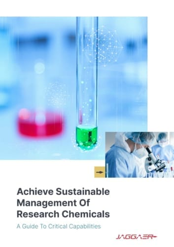 Achieve Sustainable Management of Research Chemicals