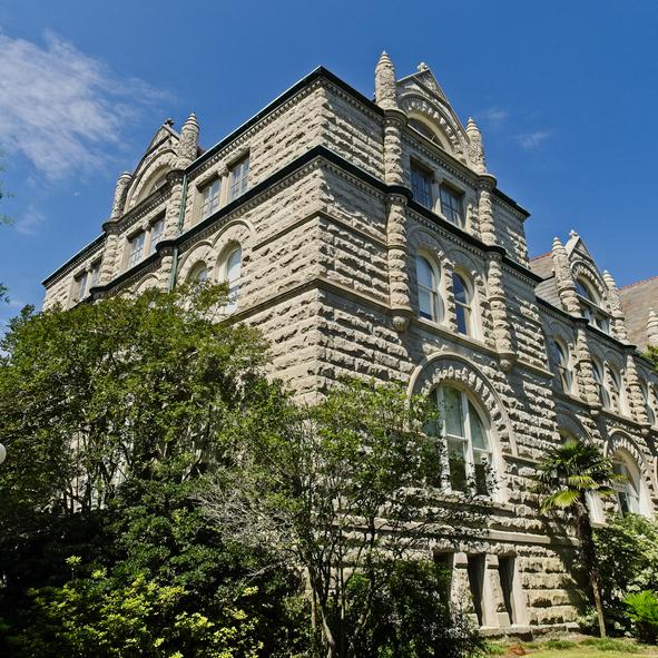 Gibson Hall Tulane University