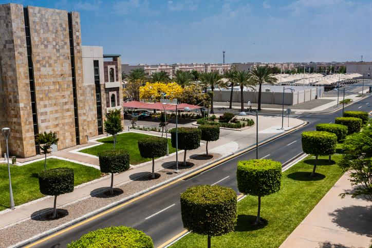 King Abdullah University of Science and Technology campus, Thuwal, Saudi Arabia