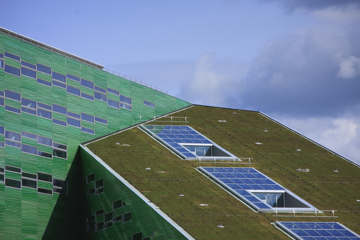 Sustainable green campus