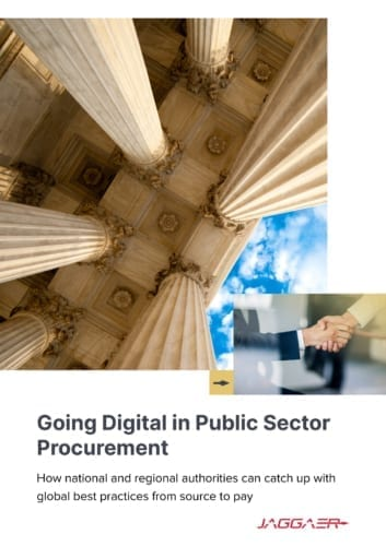 Going Digital in Public Sector Procurement