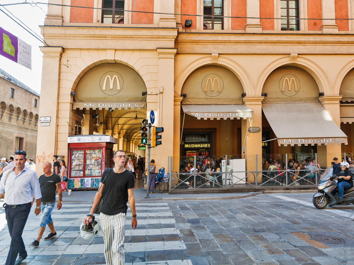 McDonald's Development Italy