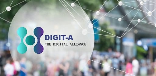 The Digital Alliance banner