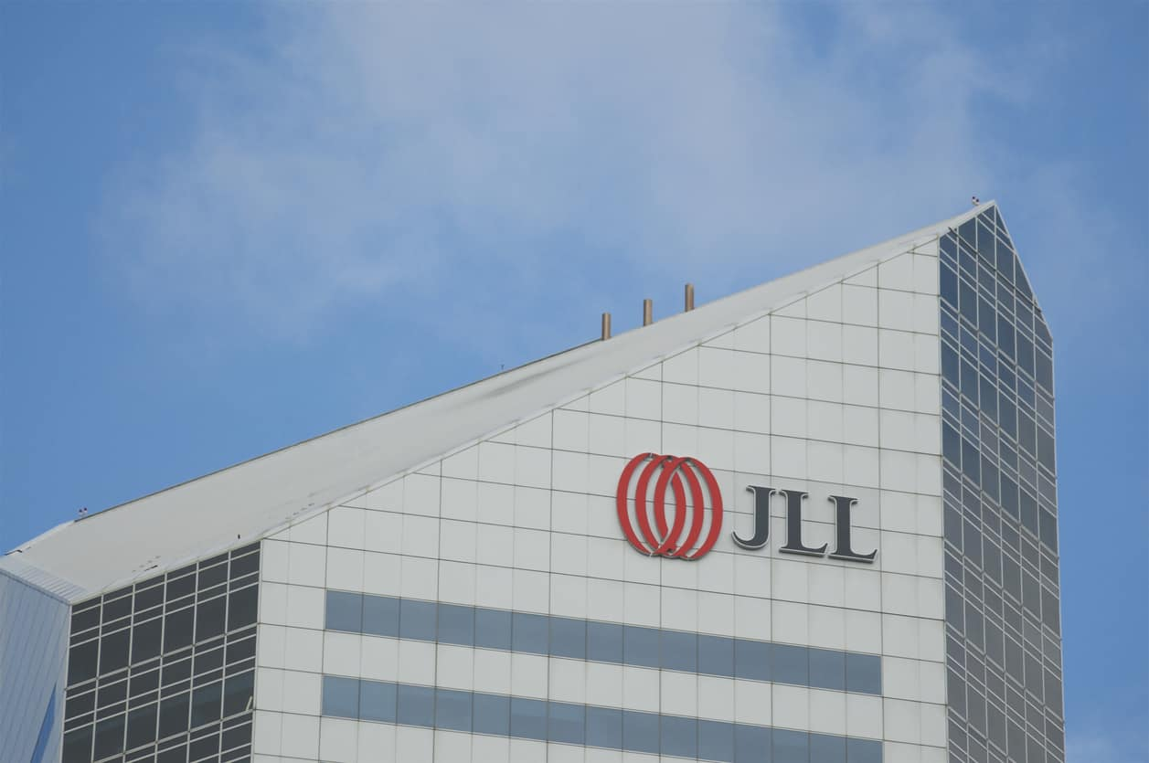 JLL's procurement digital transformation