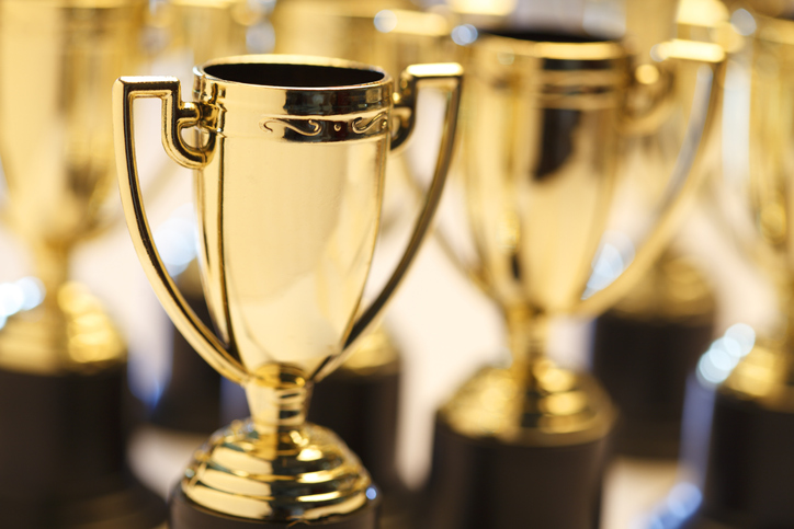 Award Trophy's