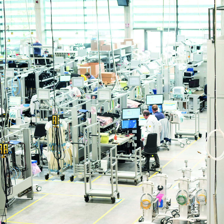 Draeger Manufacturing