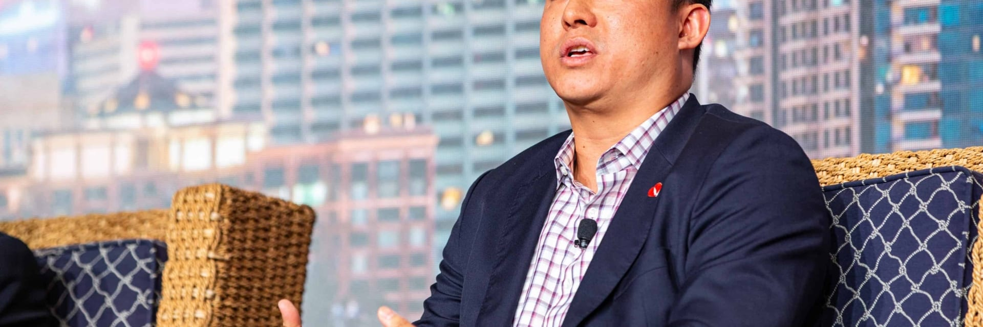 TJ Nguyen, of Coca-Cola Buyers' Sales and Services, speaks about change management in procurement