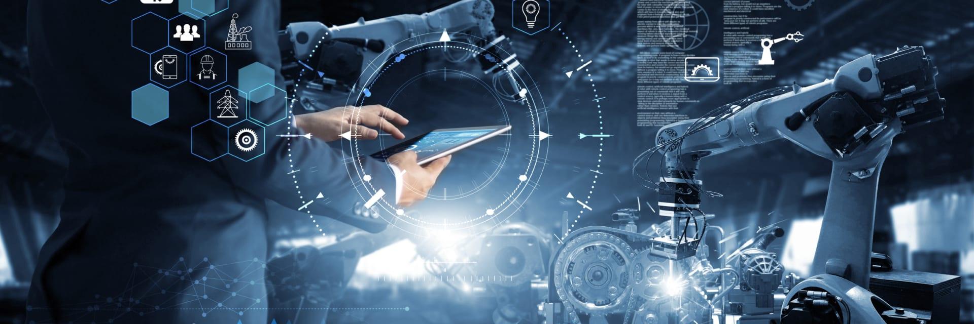 Robotic Process Automation (RPA) Image