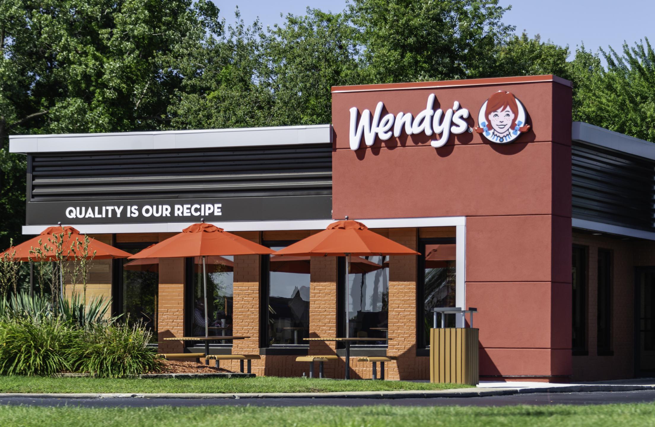 Wendy's Drive Thru