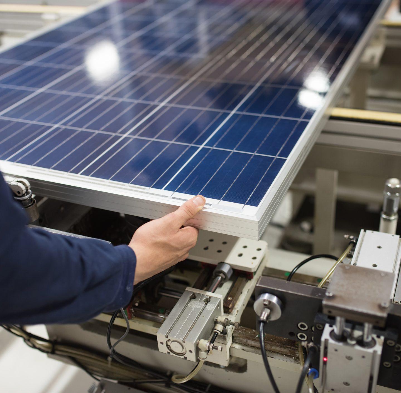 Solar power manufacture