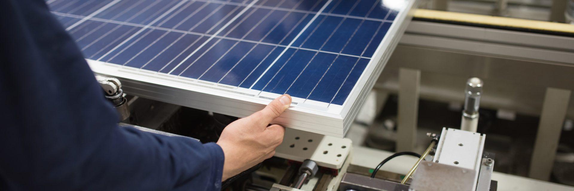 solar-panel-manufacture