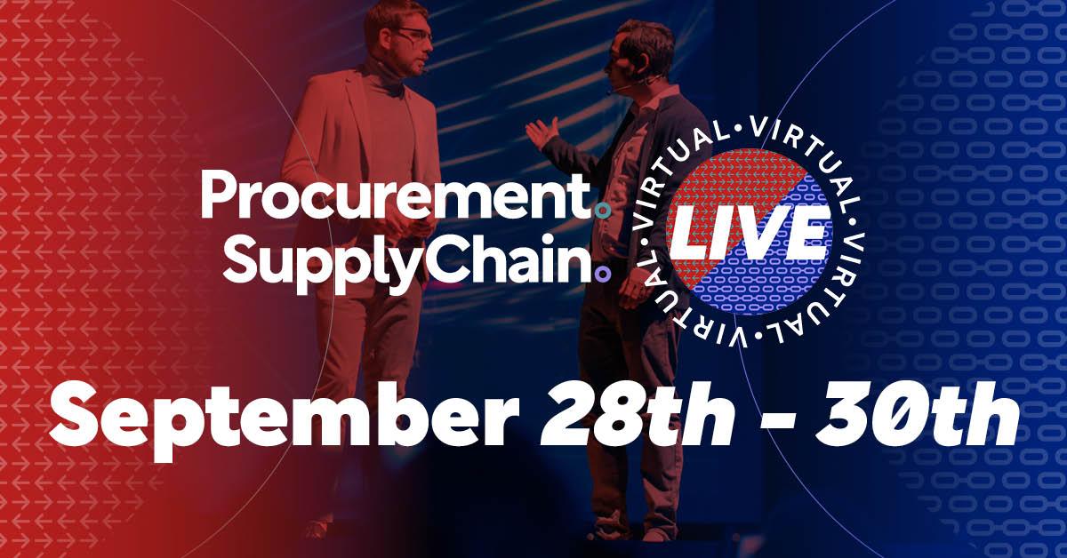 Procurement & Supply Chain Live